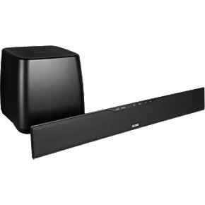 Polk Audio SurroundBar 4000 IHT Virtual Surround Speaker Bar with Wireless Su...