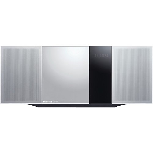 Panasonic SC-HC39 Wireless Flat Profile Home Audio Micro System