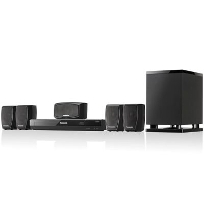Panasonic SCXH70 5.1-Channel DVD Home Theater System
