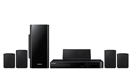 Samsung HT-HM55 - 5.1 Channel 3D Blu-Ray Home Theater System (Certified Refurbished)