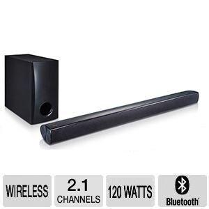 LG NB2540 Sound Bar System (Refurbished)