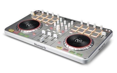 Numark Mixtrack II USB DJ Controller with Trigger Pads