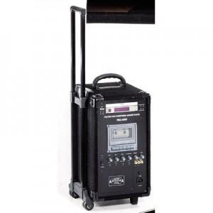 PRA-6000 Pro Audio Wired Public Address System