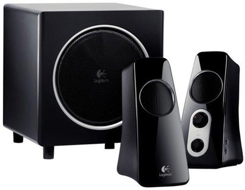 Logitech Speaker System Z523 with Subwoofer