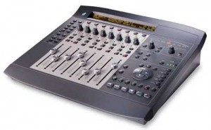 Digidesign Command 8 Pro Tools Control Surface