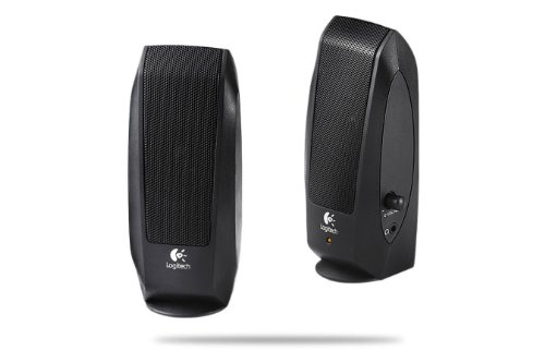 Logitech S120 2.0 Multimedia Speakers