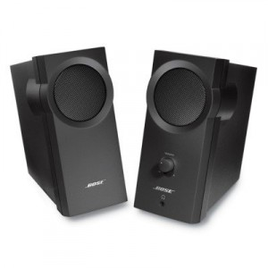 Bose Companion 2 Series I Multimedia Speaker System (Black)