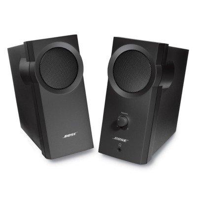 Bose Companion 2 Series I Multimedia Speaker System (Black)