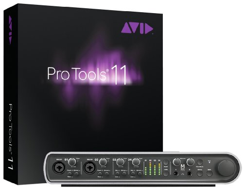 Avid 99006518500 Mbox Pro Interface with Pro Tools 10 Recording System