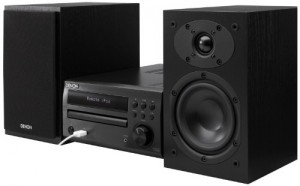 Denon D-M39S 192kHz/24-Bit Micro Component System for High Quality Sound