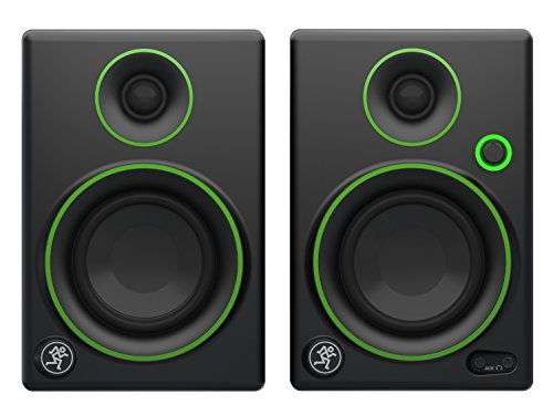 Mackie CR3 3-Inch Creative Pair of Reference Multimedia Monitors