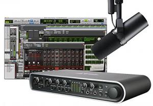 Avid Mbox 3 Pro, Pro Tools 11 & Shure SM7B Bundle Mbox 3 Pro Firewire Interface, Pro Tools 11 Recording Software, Shure SM7B Vocal Mic