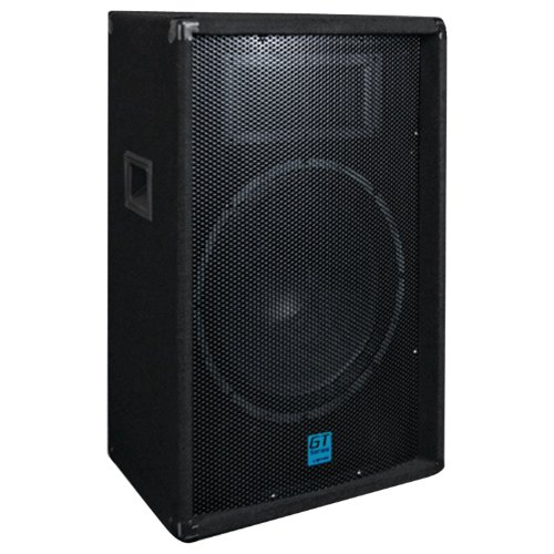 "GEMINI GT-1204 12"" 400 Watt Portable Carpeted Club/DJ Passive Loudspeaker"