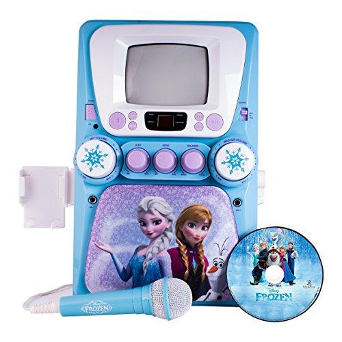Frozen Disney Karaoke with Screen