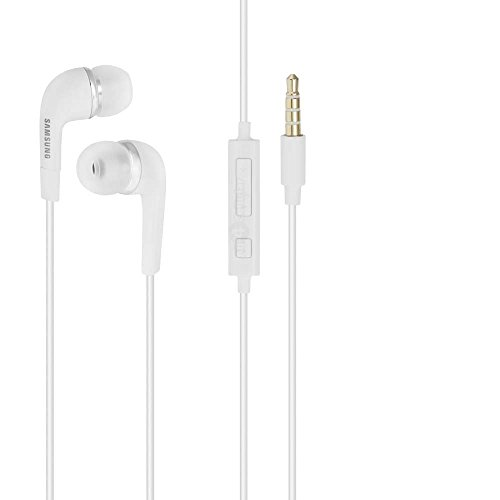 Samsung Premium Stereo Headset, 3.5mm, Non-Retail Packaging, White