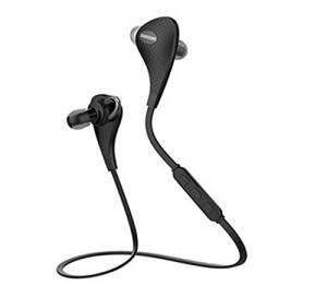 Upgrade Version Wireless Bluetooth Headphones Sports SweatProof 4.0 Music Stereo Headset Earbud Noise Cancelling With Selfie Bluetooth Wireless Microphone For iPod touch 5,iPhone 5,5s,5c,iPhone 6,6 Plus,Samsung Galaxy S5 ,S4,S6,S6 Edge, Note 3,Note 4,iPad air 2, Google,Sony,LG HTC One M9,HTC One E9,All Kinds Of Electronic Products (Black)