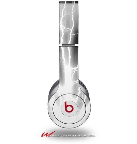 WraptorSkinz Lightning Skin for Beats Solo HD Headphones, White