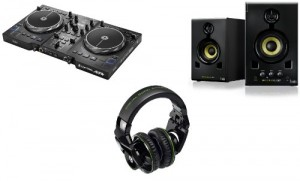 Hercules Air with Complete DJ Bundle