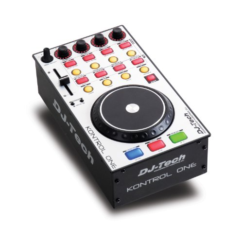 DJ-Tech Kontrol One USB MIDI DJ Package
