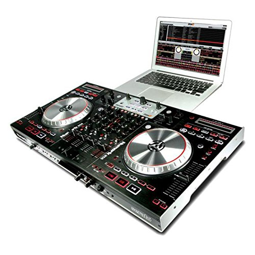 Numark NS6 4-channel DJ Mixer and Controller