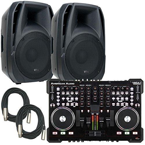 American DJ VMS4.1 Complete DJ System
