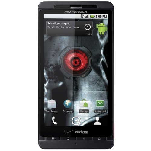 Motorola Droid X Verizon Android Smart Phone - Ready To Activate - No Contract Extension Or Renewal