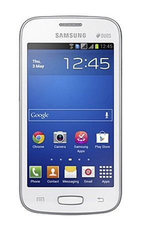Samsung Galaxy Star Plus Duos S7262 Unlocked Cellphone, White