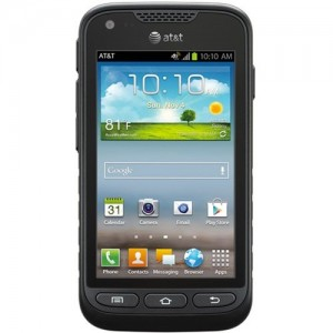 Samsung Galaxy Rugby Pro 4G LTE SGH-i547 Unlocked Android Ruggedized Smart Phone (AT&T Version)