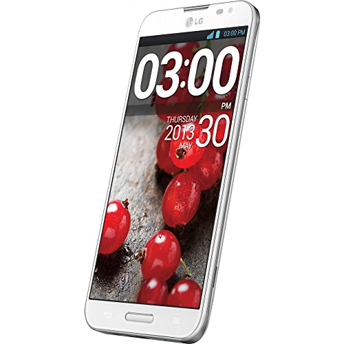 LG Optimus G Pro E980 32GB Unlocked GSM 4G LTE Android Smartphone with 13MP Camera, Android 4.1 and Quad-Core Processor (White)