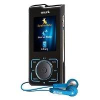 SIRIUS Stiletto 2 Portable Satellite Radio with MP3 Player