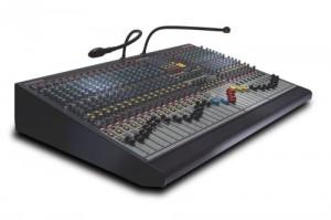Allen & Heath GL2400/24 24-Channel Dual Function Professional Live Sound Mixer