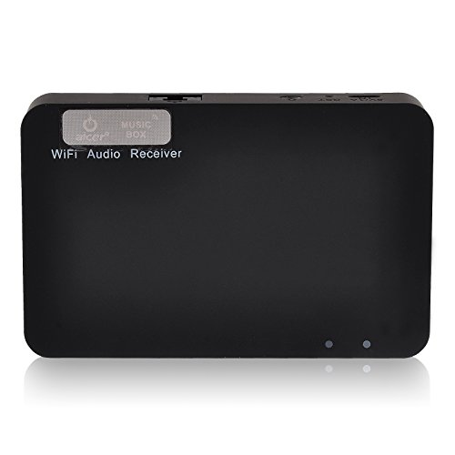 WiFi Audio Receiver - Black