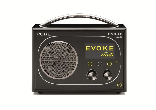 Pure EVOKE Flow Portable Internet and FM Radio