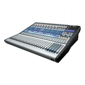 PreSonus StudioLive 24.4.2AI Digital Recording Console with Active Integration, 24 Inputs, 4 Sub Groups, 10 Analog Buses, 1kOhms Preamp Input Impedance