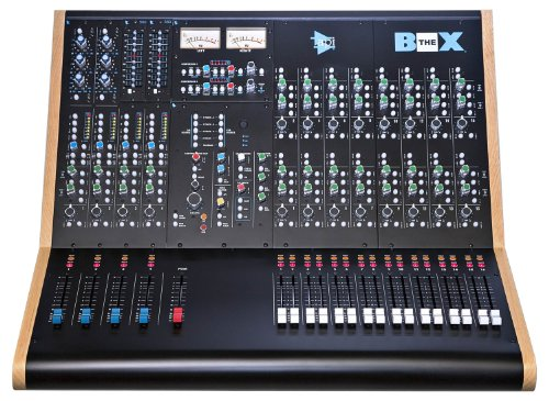 API The Box 16 Channel Project Mixing Console