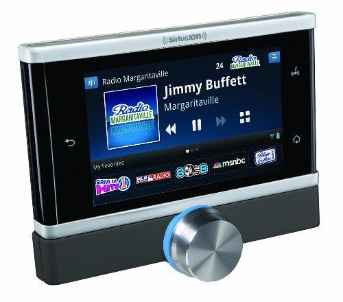 SiriusXM Lynx Portable Radio with Car Kit Bundle