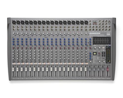 Samson L2000 20-Channel/4-Bus Professional Mixing Console