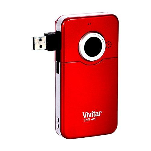 "Vivitar Digital Video Camera 1.8"" Screen"