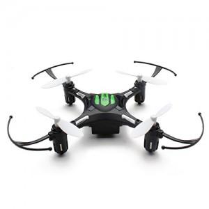Eachine H8 Mini Headless Mode 2.4G 4CH 6 Axis Nano Quadcopter Drone RTF Mode 2 (Black)