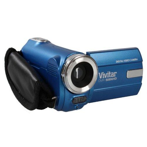 Vivitar DVR-508 High Definition Digital Video Camcorder, Colors May Vary