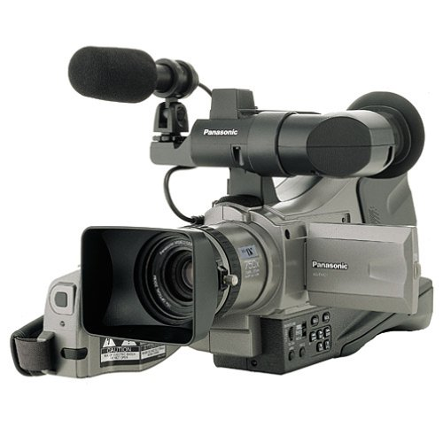 Panasonic Pro AG-DVC7 MiniDV Proline Camcorder w/15x Optical Zoom (Discontinued by Manufacturer)