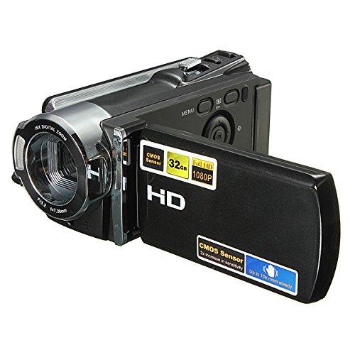 2.7'' TFT LCD Full HD 16 MP 1080P Digital Video Camera Camcorder DV 16x Zoom