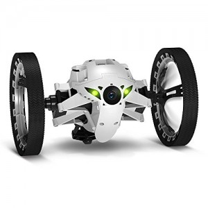 Parrot Mini Drone Jumping Sumo, White